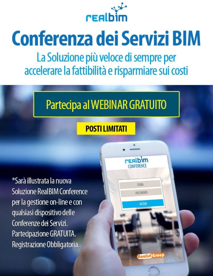 Webinar Gratuito Conferenza dei Servizi on line