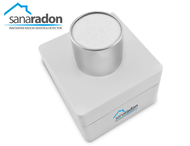 Misuratore Gas Radon