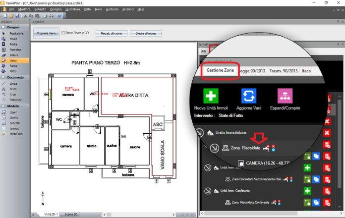 Software Certificazione Energetica