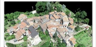 Borgo Caianello- CE rilievo drone