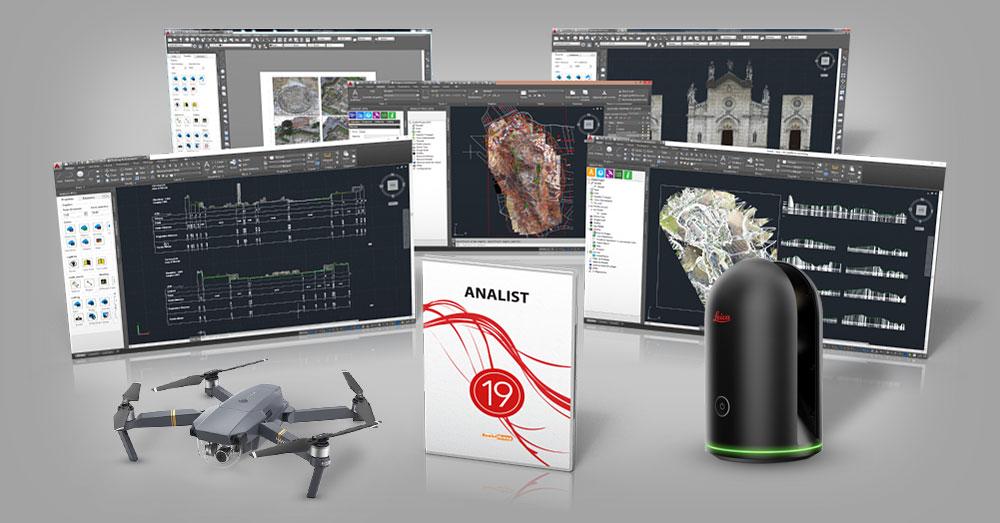 Software Rilievo Architettonico
