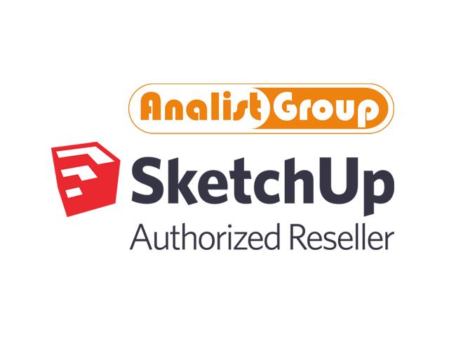 Analist Group Rivenditore Autorizzato SketchUp
