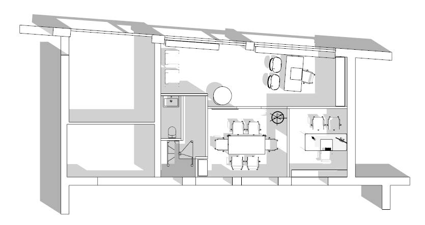 Come usare gli strumenti in Sketchup: esportare un file CAD