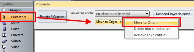 TermiPlan comando Move to origin