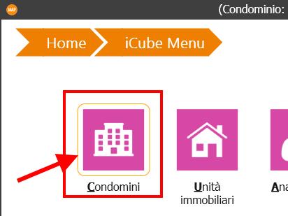 Icube sezione condomìni