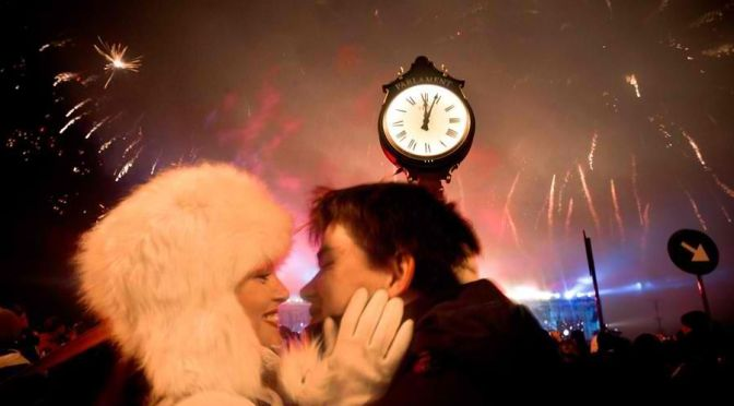 New Year Date Ideas
