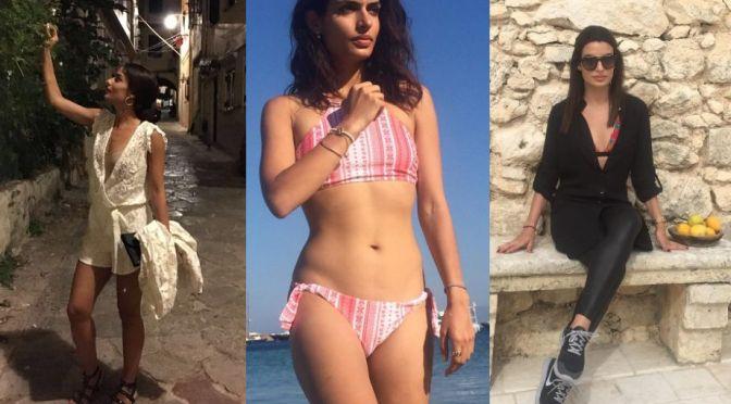 Anastasia Date presents the first Greek Bond girl.