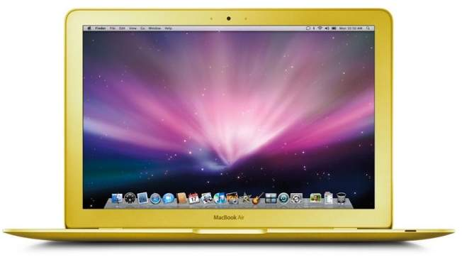 MacBook Air(Gold)