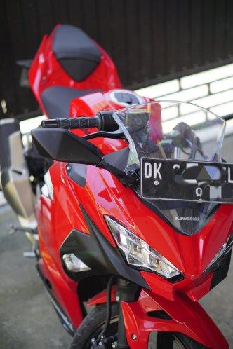 Kawasaki Ninja 250 FI 2018