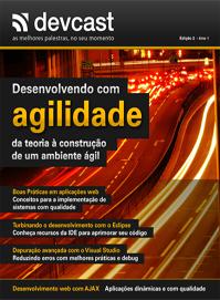 Práticas Ágeis na Devcast Magazine