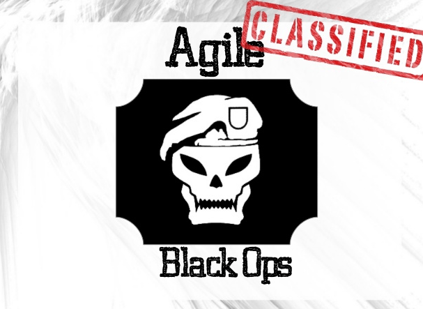 Agile Black Ops por Vitor Queiroz