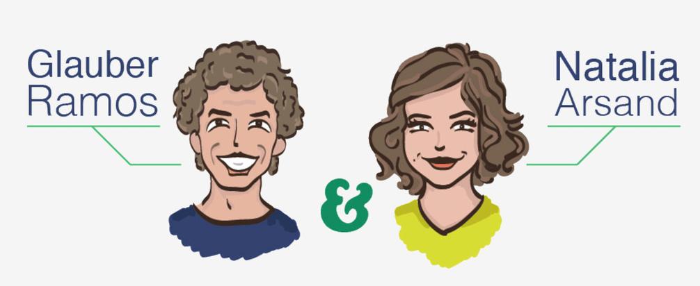 Design Evolutivo focado na Experiência do Usuário por Glauber Ramos e Natalia Arsand