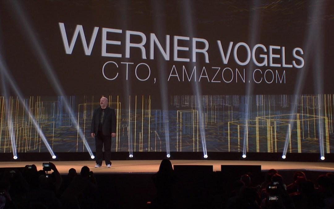 AWS re:Invent Novidades do Segundo Keynote com Werner Vogels