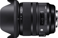 Sigma 24-70mm f2.8 Art Lens