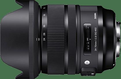 Sigma 24-70mm f2.8 Art Lens