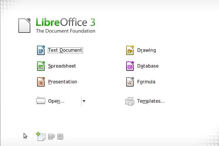 Repositorio de Libreoffice en GNU Linux