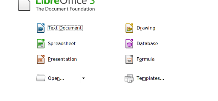Repositorio de Libreoffice