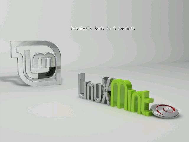Instalación de Linux Mint basado en Debian