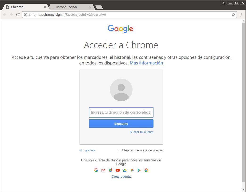 Usar Google Chrome como apoyo para el desarrollo web