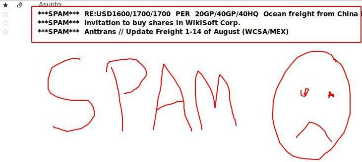 Spam, filtrarlo desde cPanel y WHM con apoyo de SpamAssassin