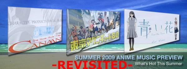 summer 2009 revisited