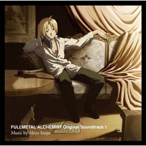 Fullmetal Alchemist: Brotherhood Original Soundtrack 1 ...