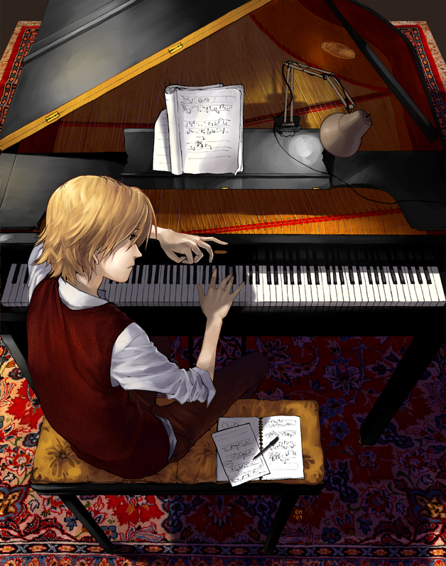 Ten Notable Piano Solos in Anime