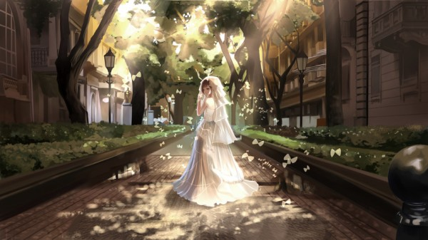 Anime Wedding Ending