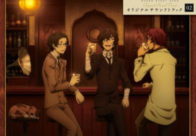 Bungou Stray Dogs Original Sound Track 2 – Review