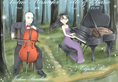 Anime Music for Cello & Piano – Review