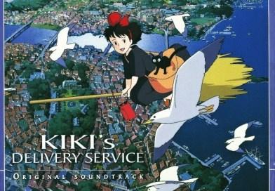 Kiki's Delivery Service Soundtrack Cover