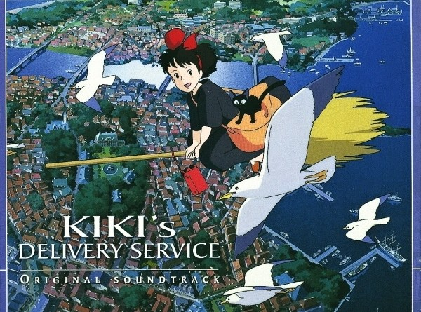 Kiki's Delivery Service Soundtrack Cover