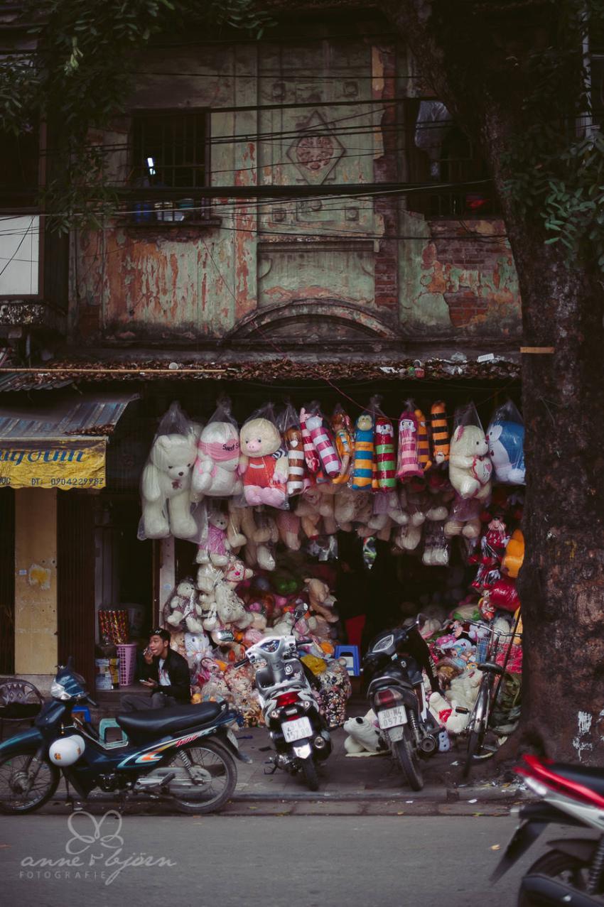 0012 Vietnam I AuB 209641 - Vietnam 2013 - Von Hanoi zu den Wasserdrachen in der Halong Bay