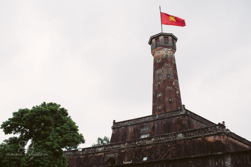 0035 Vietnam I AuB 43771 - Vietnam 2013 - Von Hanoi zu den Wasserdrachen in der Halong Bay