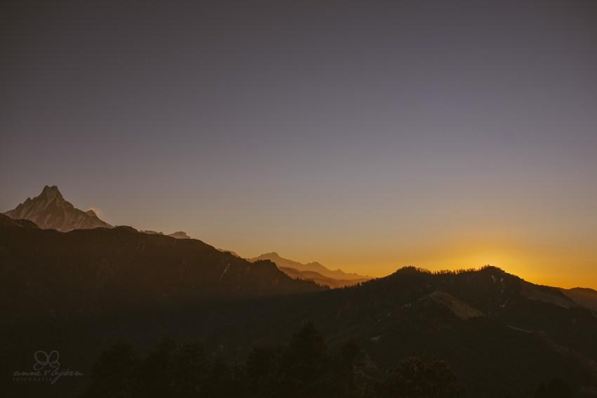 0048 anne und bjoern poon hill nepal 811 1107 2 - Nepal Teil 2 - Trekking zum Poon Hill