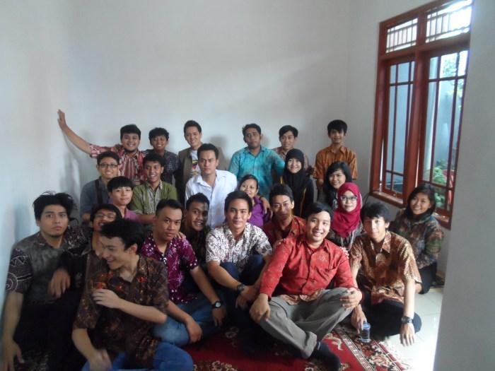 Kondangan Ani Risdawati 4IA18