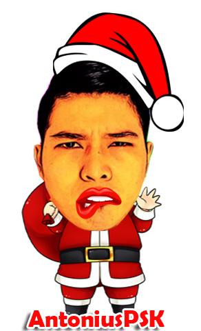 Selamat Hari Natal AntoniusPSK