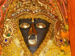 Photo Image of Mata Baglamukhi at Bankhandi Temple Kangra himachal Pradesh India