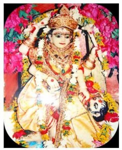 Devi Baglamukhi Pitambara