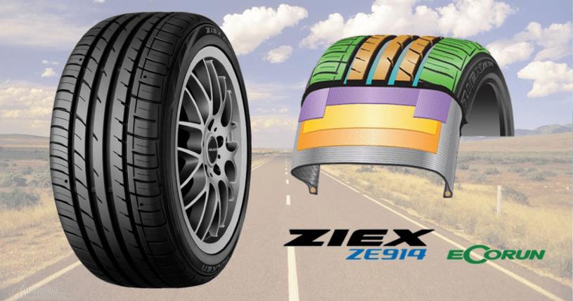 Falken Ziex Ecorun ZE914