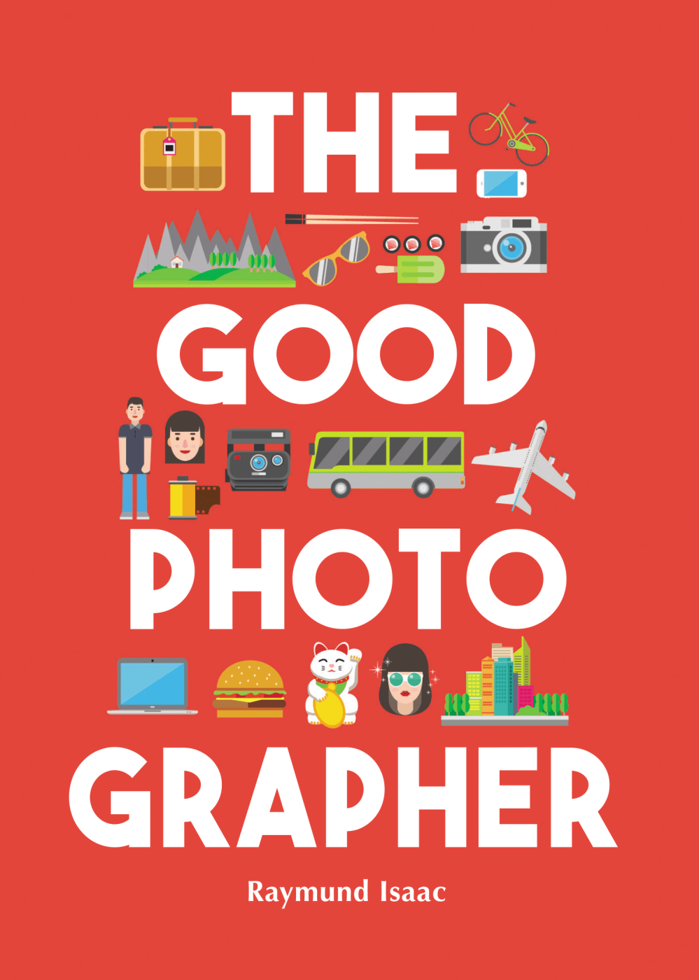 The Good Photographer Book Cover