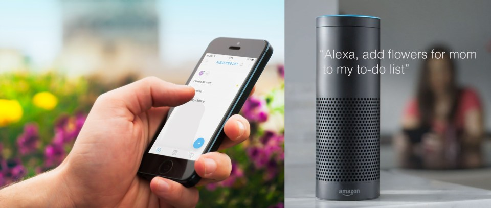 Any.do To-do list Alexa