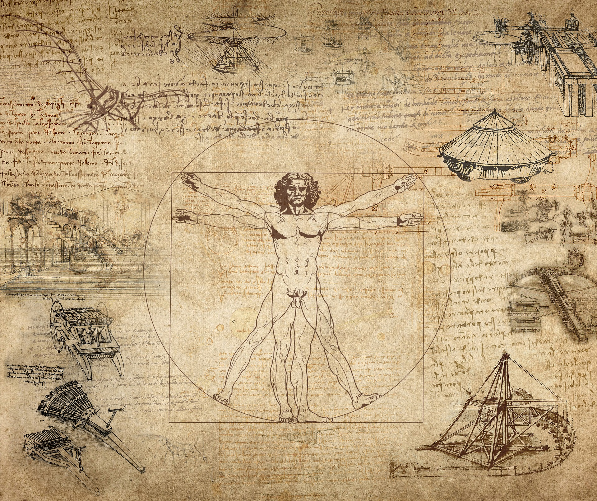 You Won't Believe What Da-Vinci's To-Do List Looks Like