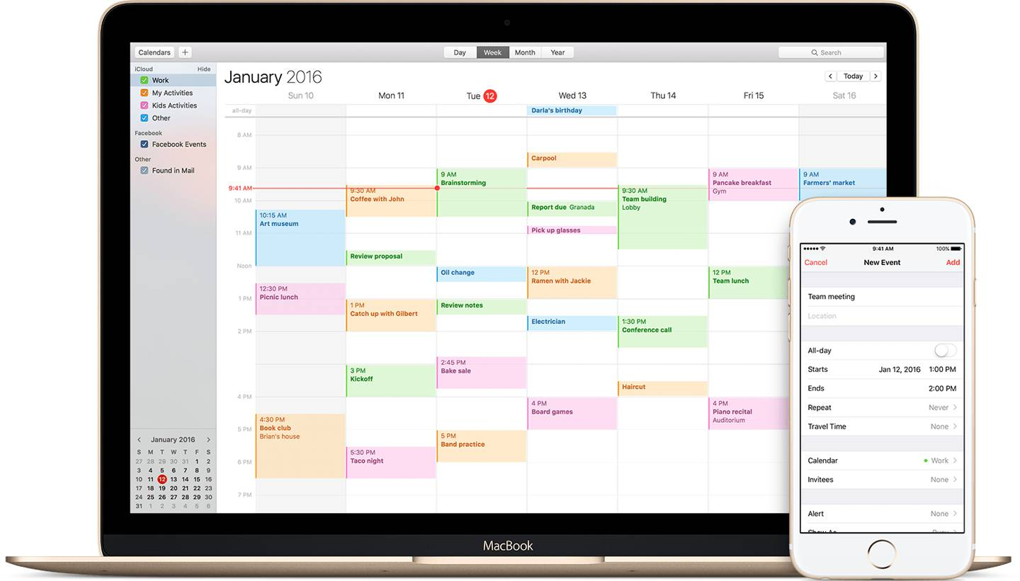 The Complete Guide for Apple Calendar