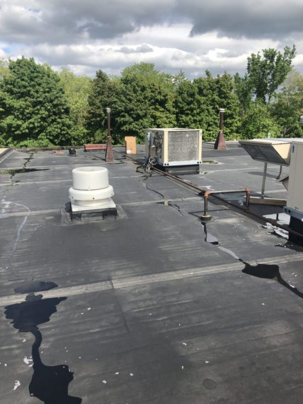 Maintenance & Repairs to Commercial Roof Top Units Air Conditioning in Schaumburg IL