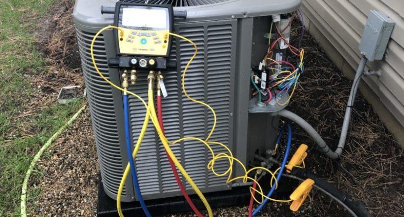 Installation Air Conditioner in Arlington Heights Illinois