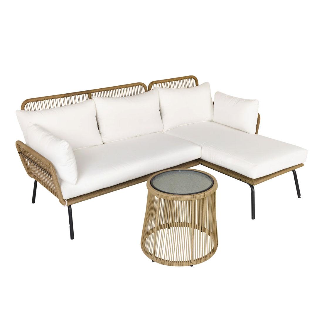 Troverai molti mobili online, prezzi scontati di arredo giardino e. Salotti Da Giardino 10 Idee Economiche Per La Tua Casa