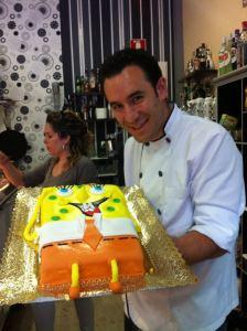 Juan Enrique, maestro pastelero de Pos3