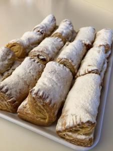 Casadielles de nuez, producto típico de Asturias