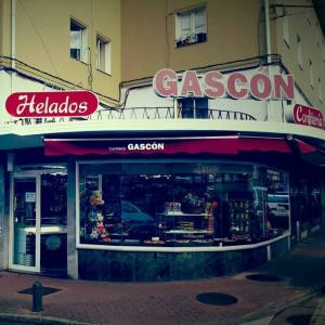 Confitería Gascón en Carretera Castilla 12, Ferrol
